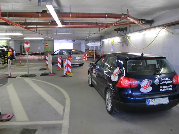 Bms verkehrstechnik und werbetechnik for Garage bms auto